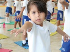 Yoga en Preescolar