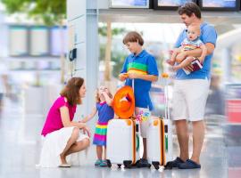 ¿Cómo entretener a tus hijos durante viajes largos?