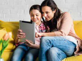 Logra que tu hijo aproveche al máximos sus herramientas online